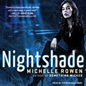 Nightshade: Nightshade Series, Book 1 | Michelle Rowen