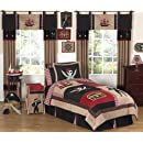 Treasure Cove Pirate Childrens Bedding 4pc Twin Set By Sweet Jojo Designs