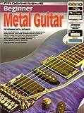 img - for 11880 - Progressive Beginner Metal Guitar - Book/CD/DVD book / textbook / text book