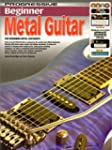 Progressive Beginner Metal Guitar Bk&...
