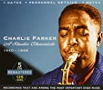 Charlie Parker: A Studio Chronicle 19...