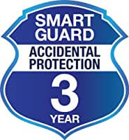 3-Year Electronics Accident Protection Plan ($100-150)