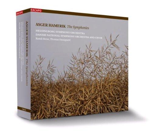 ASGER HAMERIK : LES SYMPHONIES