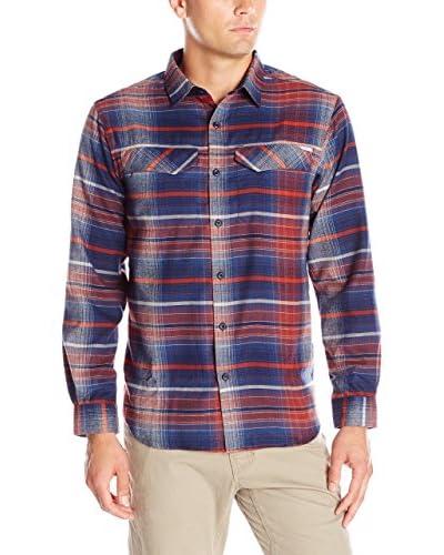 Columbia Camicia Uomo Silver Ridge Flannel Shirt