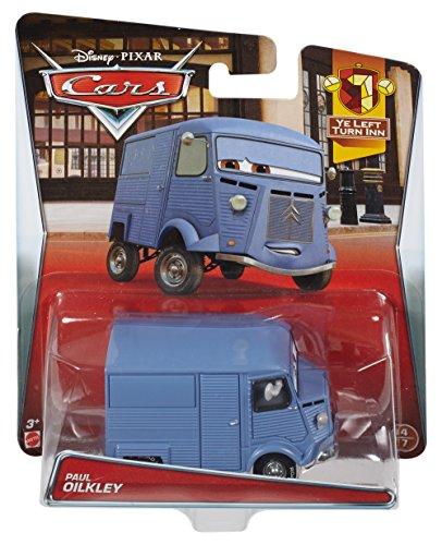 Disney/Pixar Cars, Ye Left Turn Inn, Paul Oilkey Die-Cast Vehicle #4/7, 1:55 Scale - 1