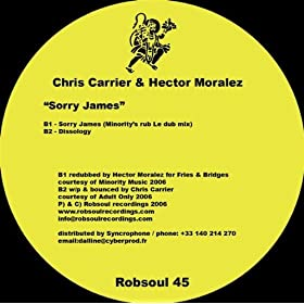 Chris Carrier & Hector Moralez - We Live This EP