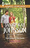 img - for Everywhere She Goes (Harlequin Superromance\The Mysteries of) book / textbook / text book
