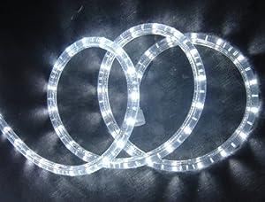LED Lichterschlauch Lichtschlauch Beleuchtung 30m weiss 30 meter + Zuleitung  BaumarktKundenbewertung und Beschreibung