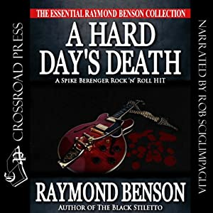 A Hard Day's Death Audiobook