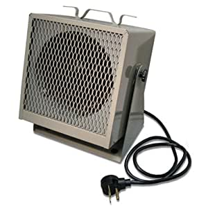 Utility Heater in Almond