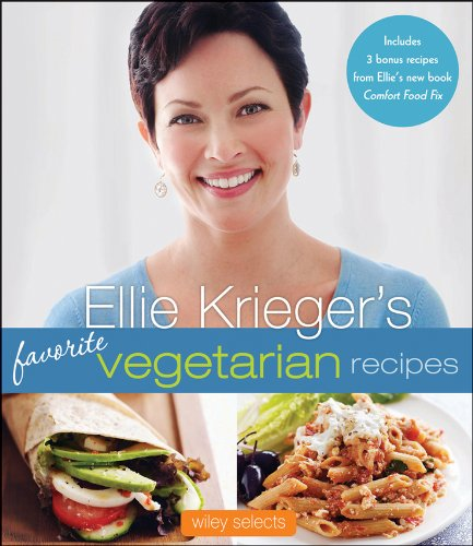 eBook Ellie Krieger's Favorite Vegetarian Recipes: HMH Selects di ...