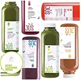 Jus By Julie 5 Day Juice Till Dinner Cleanse + Meal Menu