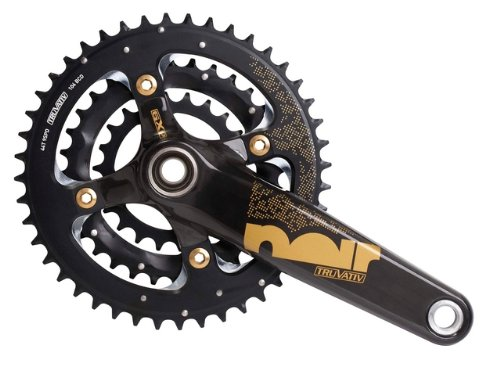 SRAM Noir XC 33 Team Carbon Crank Set