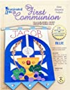 First Communion Banner Kit  Boy Colors