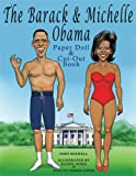 The Barack & Michelle Obama Paper Doll & Cut-out Book (Paper Dolls)