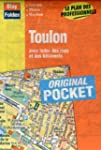Plan de ville : Toulon (avec un index)