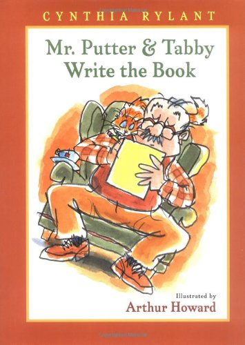 Mr. Putter & Tabby Write the Book (Mr. Putter and Tabby)