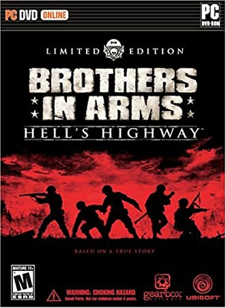 Brothers In Arms: Hell's Highway Limited Edition (Fr/Eng software)