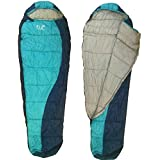Mummy Sleeping Bag 2 color choices with Carry Bag - FREE SHIPPING