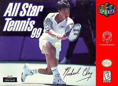 All Star Tennis '99