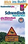Reise Know-How Sprachführer Schwedisc...