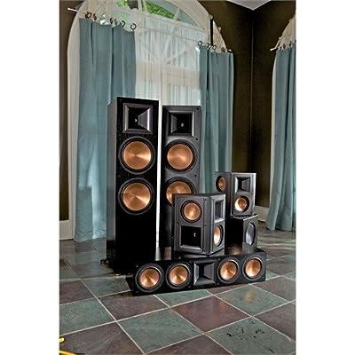 """Klipsch Speakers RF-7II Home Theater System, Two FREE 15"""" 1000 Watt 15"""" Subwoofers from Klipsch"""