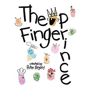 The FingerPrince Hörbuch von Peter Begley Gesprochen von: Peter Begley