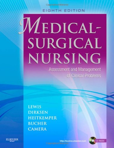 Medical-Surgical Nursing: Assessment and Management of...