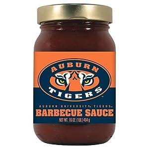 Buy Auburn Tigers NCAA Barbecue Sauce - 16oz by Hot Sauce Harry's