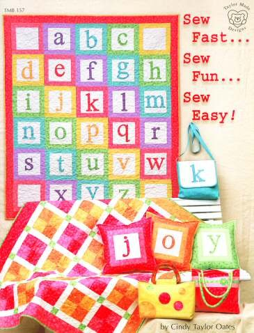 Sew Fast, Sew Fun, Sew Easy! Pattern Book (Cindy Taylor Oates Sew compare prices)