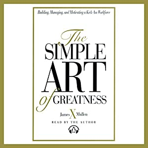 The Simple Art of Greatness Audiobook