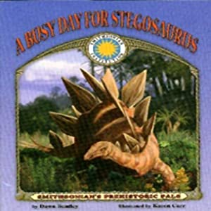 A Busy Day for Stegosaurus Audiobook