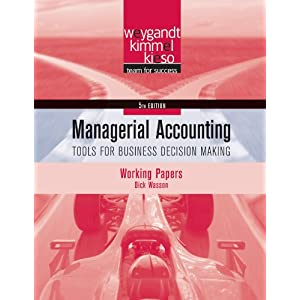 solutions chapters 8 9 10 11 12 13 managerial accountings for managers Copyright © 2010 john wiley & sons, inc kieso, intermediate accounting, 13/e, solutions manual (for instructor use only.