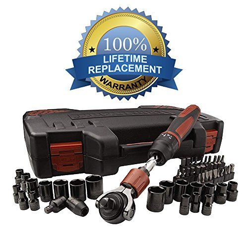 Craftsman-53-piece-Mach-Series-Tool-Set-Includes-Both-SAE-and-Metric-Sockets-Driver-Bits-and-the-Reversible-Helix-Push-Shaft-Ratchet-Backed-By-Our-Lifetime-Replacement-Guarantee