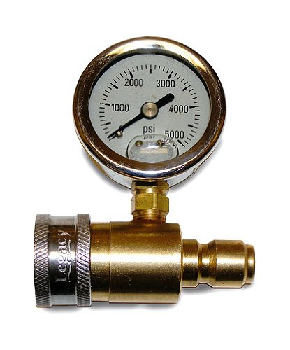 Shark 87122080 Pressure Washer Pressure Gauge Kit