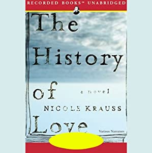 The History of Love | [Nicole Krauss]