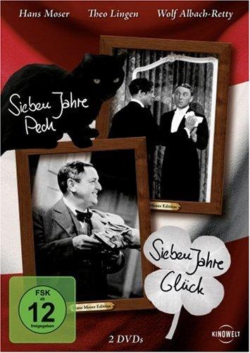 Sieben Jahre Pech & Sieben Jahre Glück [2 DVDs]