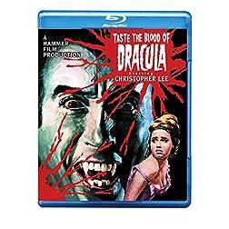 Taste the Blood of Dracula [Blu-ray]