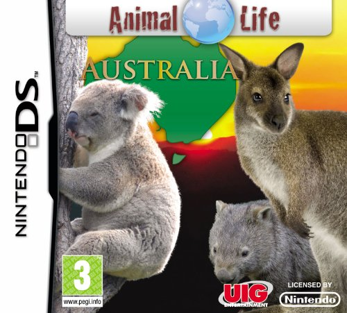 Animal Life Australia (Nintendo-DS) [ NOT DSi Compatible] - 1