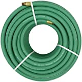 Hitachi 19400 50-Foot 3/8-Inch Heavy Duty Rubber Air Hose