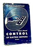 img - for Control of Electric Motors book / textbook / text book