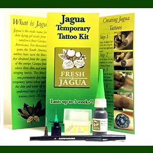 Fresh jagua ink gel temporary tattoo kit 1 for Jagua tattoo amazon