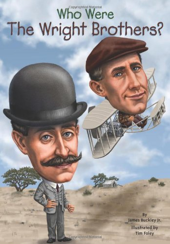 Who Were the Wright Brothers? (Who Was...?)