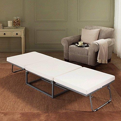 Deals For Novaform Home Stowaway Folding Bed Premium Memory Foam