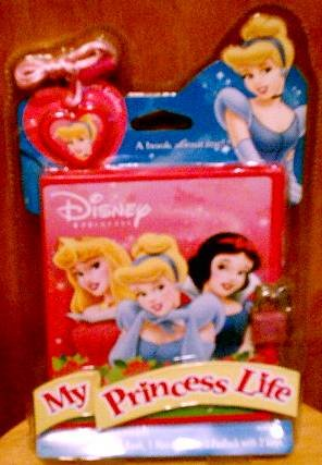 Disney Princess Diary: A Book About Me