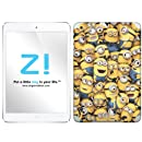 Zing Revolution Despicable Me 2 - Minion Group Tablet Cover Skin for iPad mini (Wi-Fi/Wi-Fi + Cellular) (MS-DMT80389)