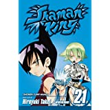 Shaman King, Vol. 21 (v. 21) ~ Hiroyuki Takei
