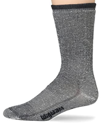 Wigwam Men's Merino Comfort Hiker Socks, Navy, Medium