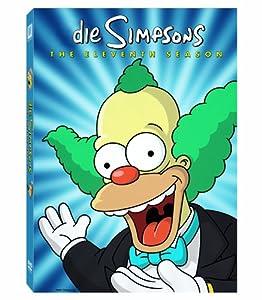 Die Simpsons - Die komplette Season 11 (Collector's Edition, 4 DVDs)