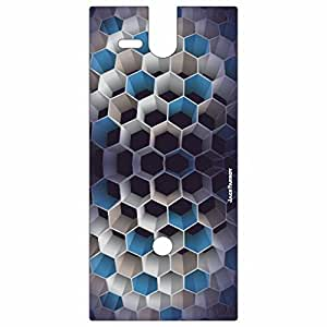Jack Parrot Mobile Skin Hive 004 for Sony - Xperia U